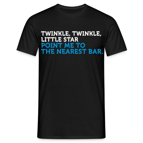 Do you like drink? - Men's T-Shirt