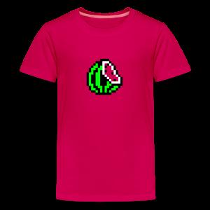 Pixel-Melon - Teenage Premium T-Shirt