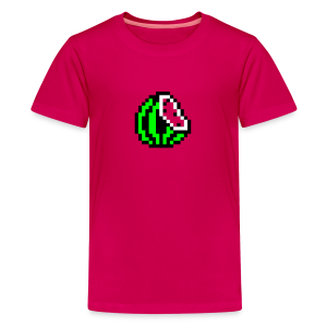 Pixel-Melon - Teenage Premium T-Shirt