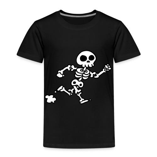 Skelet - Kinderen Premium T-shirt