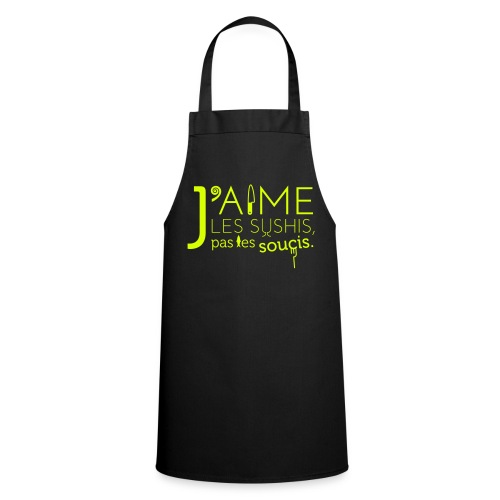 En cuisine - Tablier de cuisine