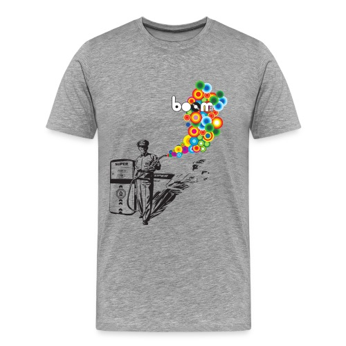 T-shirt Benzinaio - Maglietta Premium da uomo