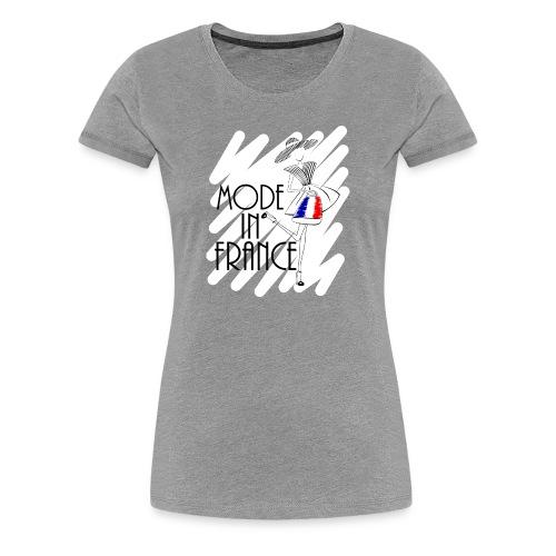 Mode In France - Femme - T-shirt Premium Femme