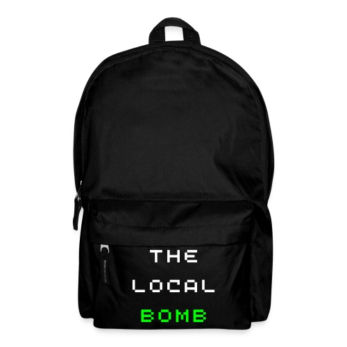Green The Local Bomb Backpack - Backpack