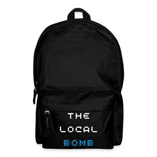 Blue The Local Bomb Backpack - Backpack