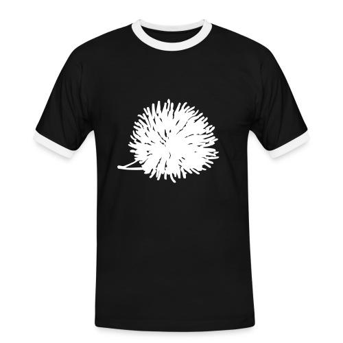 igel t-shirt man - Männer Kontrast-T-Shirt