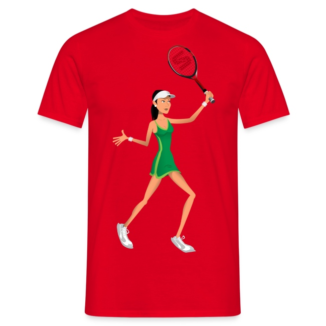 Stick Tennis - Tennis Girl 2