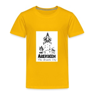 Aberdeen - the Granite City kid's Classic T-shirt - Kids' Premium T-Shirt