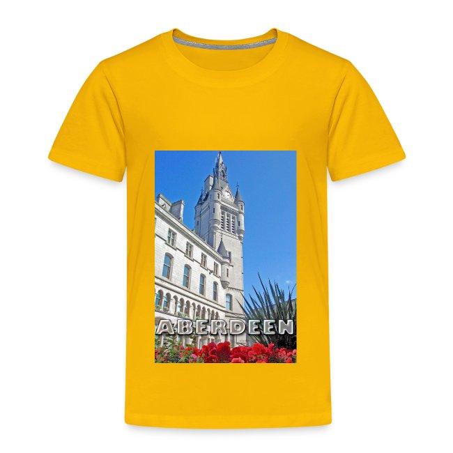 Aberdeen Town House kid's classic T-shirt