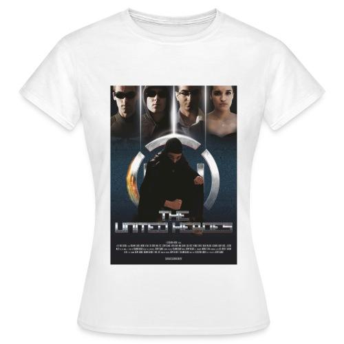 Tee-Shirt Ultime THE UNITED-HEROES FEMMES - T-shirt Femme