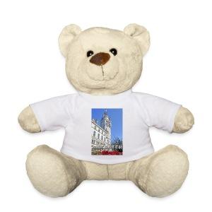 Aberdeen Town House Teddy - Teddy Bear