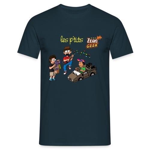 p'tits ZG Hom - T-shirt Homme
