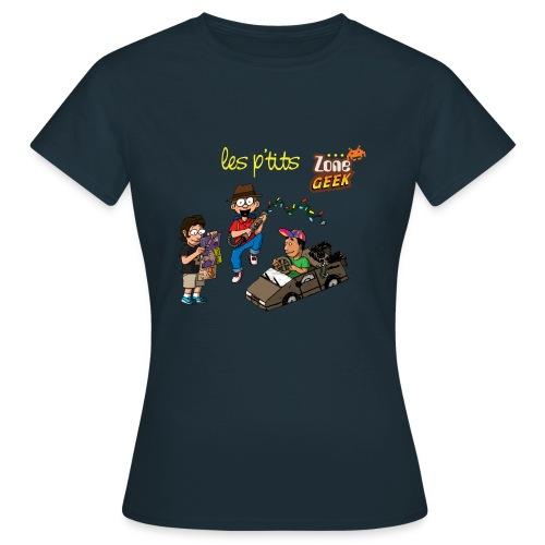 p'tits ZG Fem - T-shirt Femme