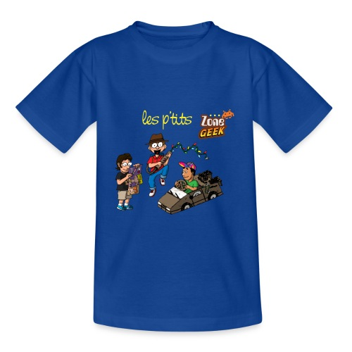 p'tits ZG Enf - T-shirt Enfant