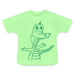 Kroko Baby-Thieshirt - Baby T-Shirt