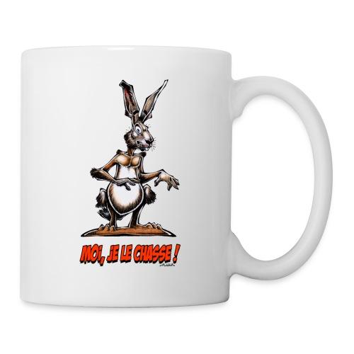 Mug Lièvre - Mug blanc