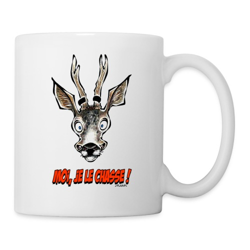 Mug Brocard - Mug blanc