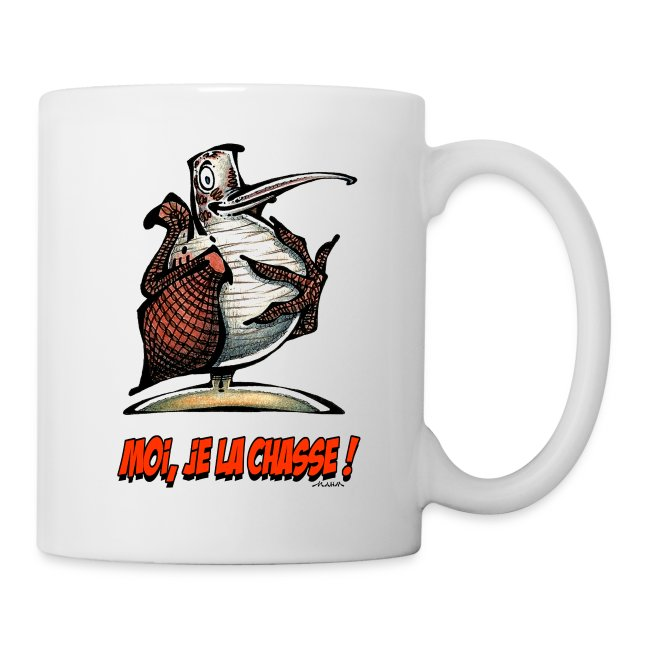 Mug Bécasse