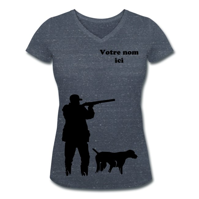 T-Shirt Chasse Femme
