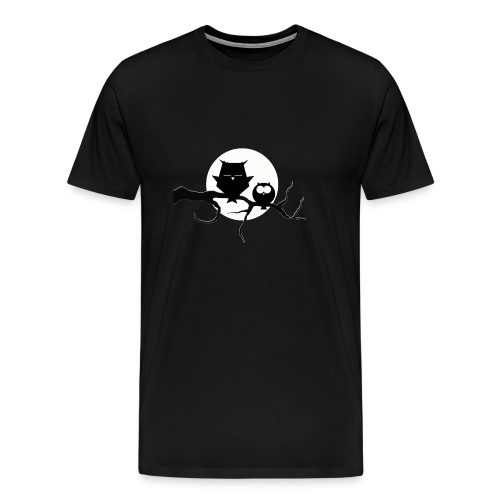 Nachteulen 0711 Shirt - Männer Premium T-Shirt