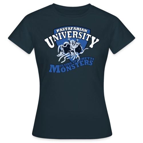 Pastafarian University FSM's shirt - Women's T-Shirt
