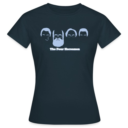 The Four Horsemen  - Women's T-Shirt