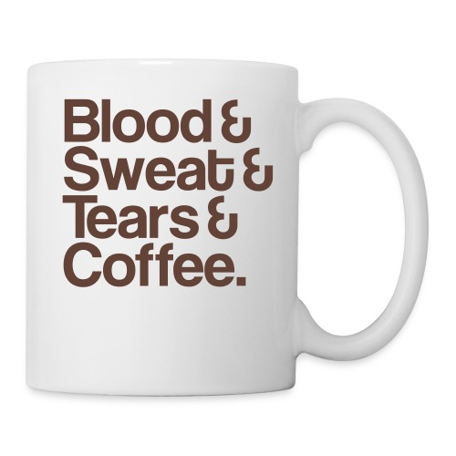 Blood&Sweat&Tears&Coffee Mug 2 - Tasse