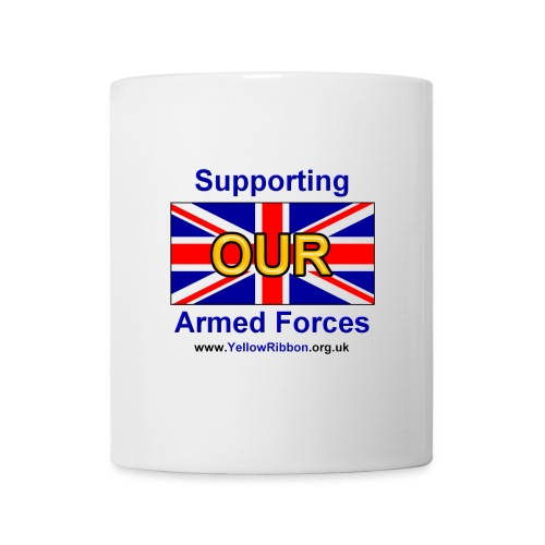 Support the Forces Mug - Mug