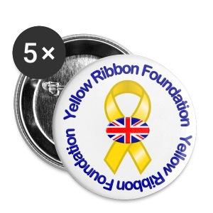 YRF Button Badges - medium - Buttons medium 32 mm