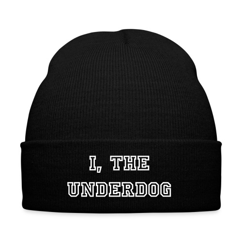 I, The Underdog Beanie - Winter Hat