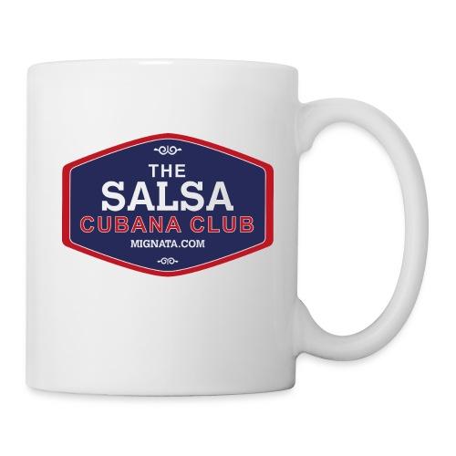 Mug Salsa Cubana 3 - Mug blanc