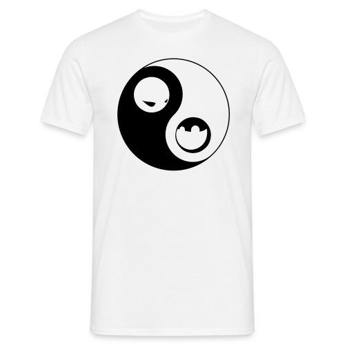 ying yang - T-shirt Homme