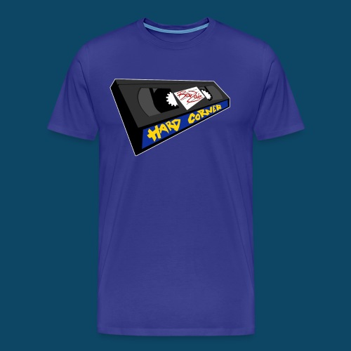Hard Corner VHS - T-shirt Premium Homme