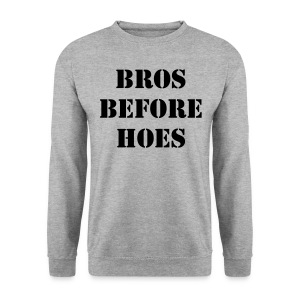 Crewneck Bros Before Hoes - Mannen sweater