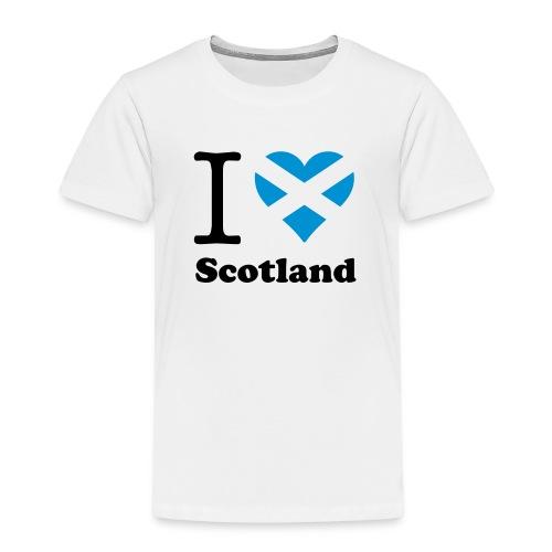 expatfood - Scotland Kids' T-shirt - Kids' Premium T-Shirt