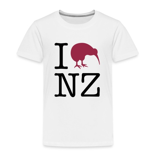 expatfood - New Zealand Kids' T-shirt - Kids' Premium T-Shirt