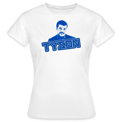 Neil deGrasse Tyson shirt  - Women's T-Shirt