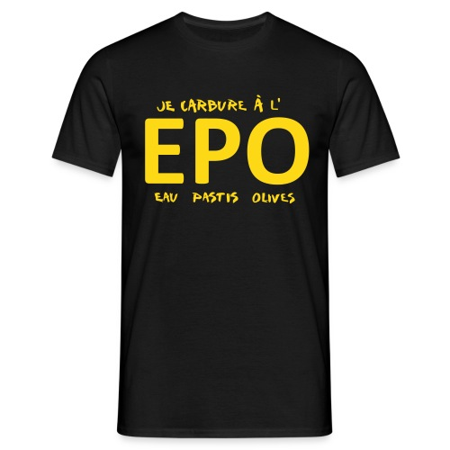 EPO - T-shirt Homme