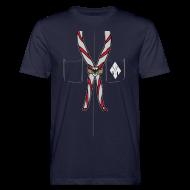 T-Shirts ~ Männer Bio-T-Shirt ~ Hemd Pfadfinder Herren (Ökologisch)