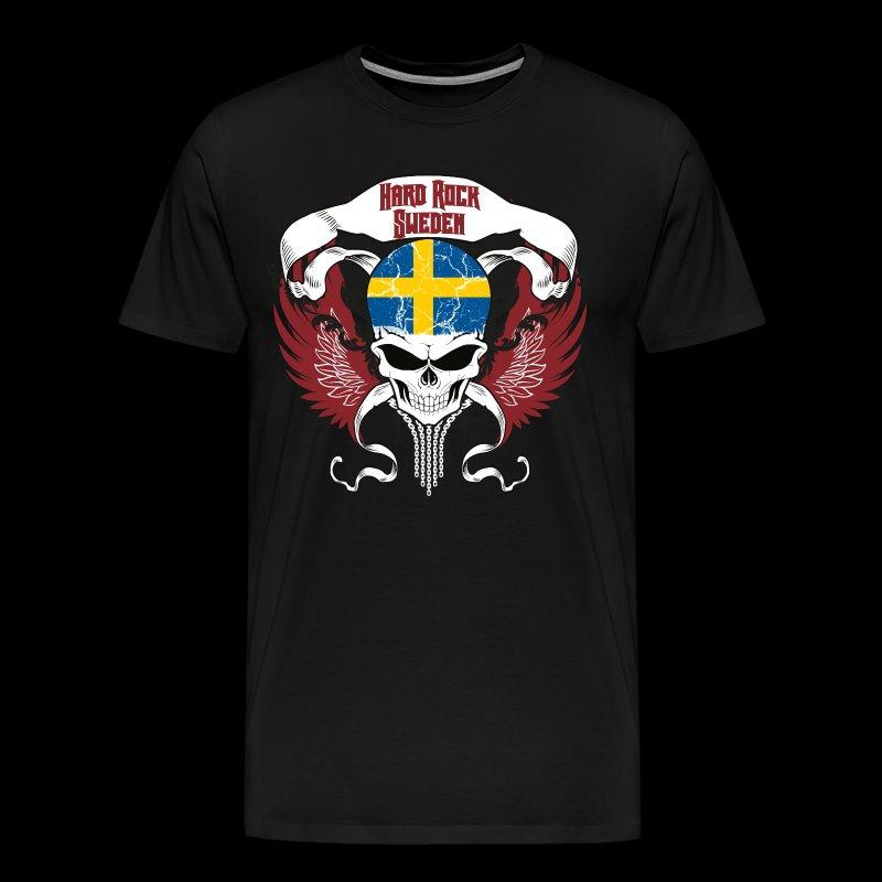 Hard Rock Sweden - schwarz - Männer Premium T-Shirt