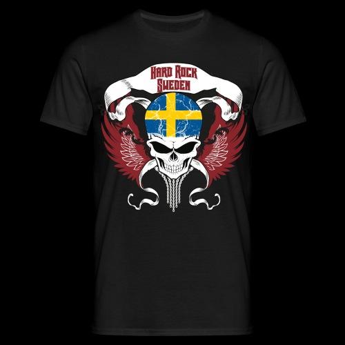 Hard Rock Sweden - schwarz - Männer T-Shirt