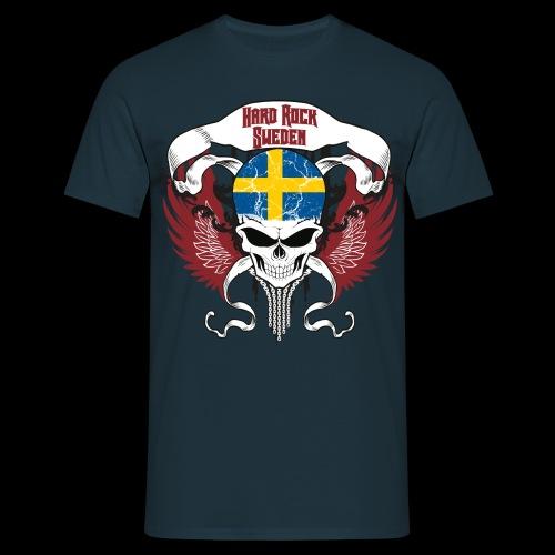 Hard Rock Sweden - blau - Männer T-Shirt