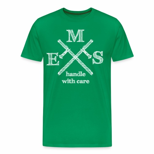 ems Männershirt - Männer Premium T-Shirt