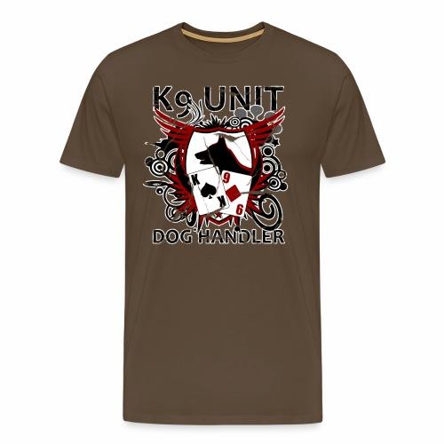k9 unit Männershirt - Männer Premium T-Shirt