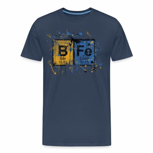 bfe elements Männershirt - Männer Premium T-Shirt