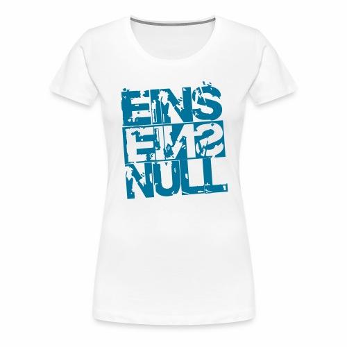 einseinsnull Frauenshirt - Frauen Premium T-Shirt