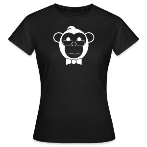 Smart Apparel white logo  - Women's T-Shirt