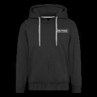 Pullover & Hoodies ~ Männer Premium Kapuzenjacke ~ NewTone Crew Männer Kapuzenjacke