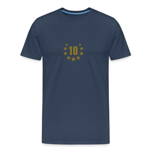 10 - Männer Premium T-Shirt