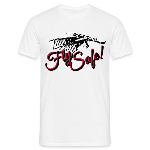 Rifter Fly Safe - Männer T-Shirt